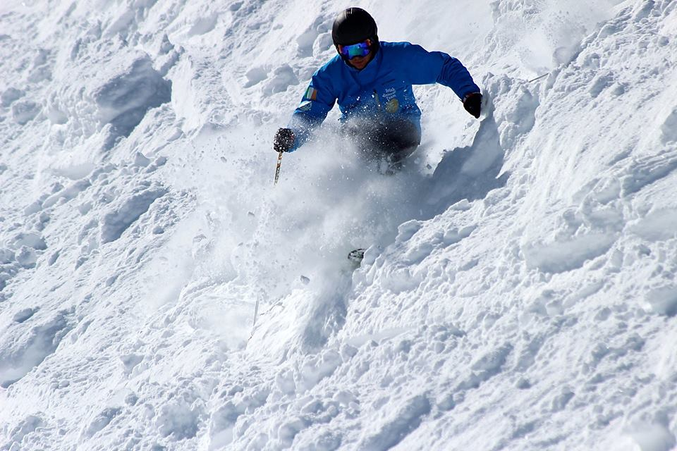 IASI November training IASI Level 1 - IASI Level 2 - IASI Ski Instructor Training - IASI Level 3