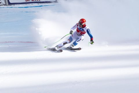 sports for skiing