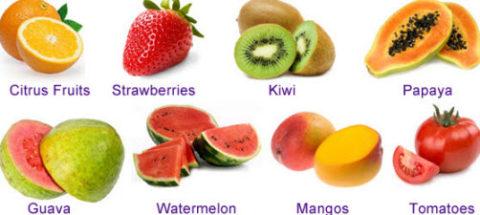 Vitamin-C-Rich-Foods Supplements ski instructors supplements