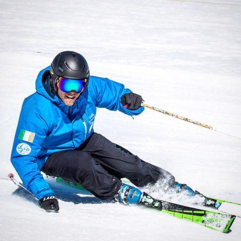 Ski instructor training europe
