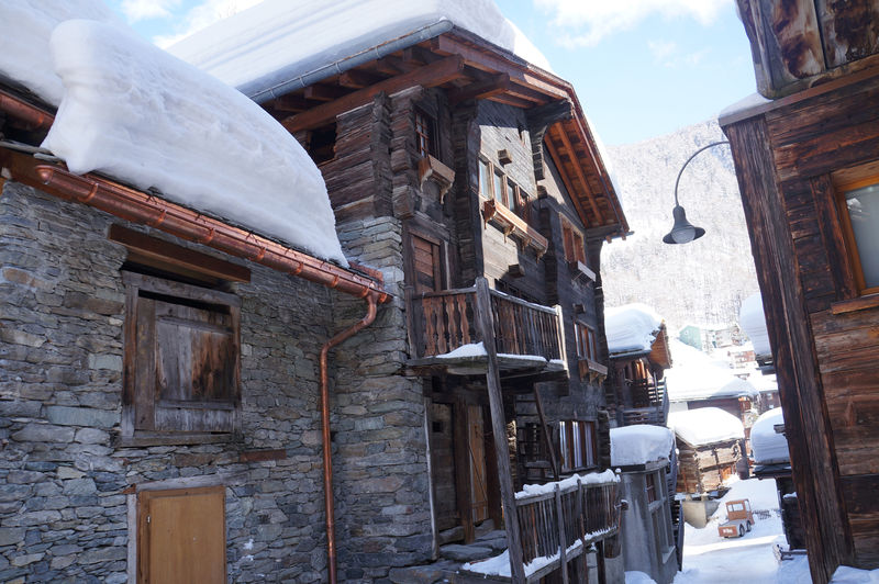gap year career change Zermatt
