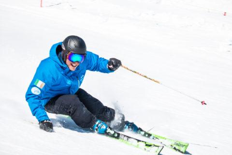 IASI ski Gap Course