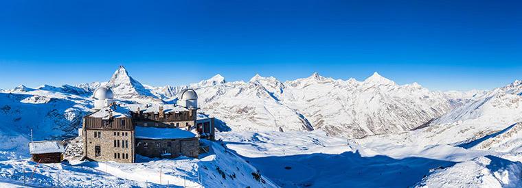 ski gap matterhorn