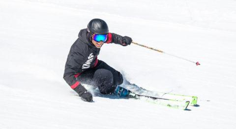 Ski instructor training ISIA