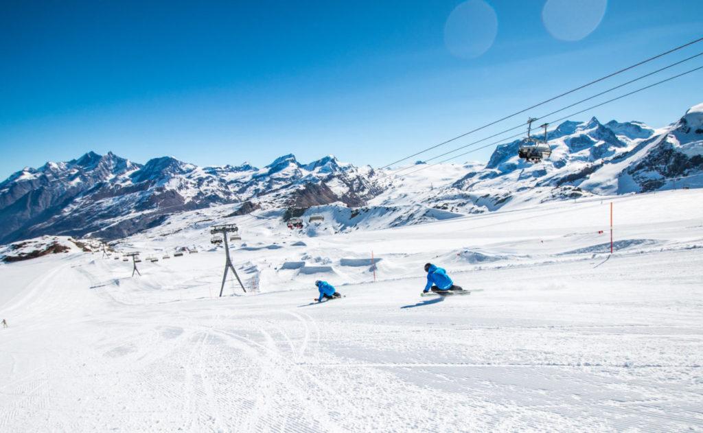 IASI ski courses