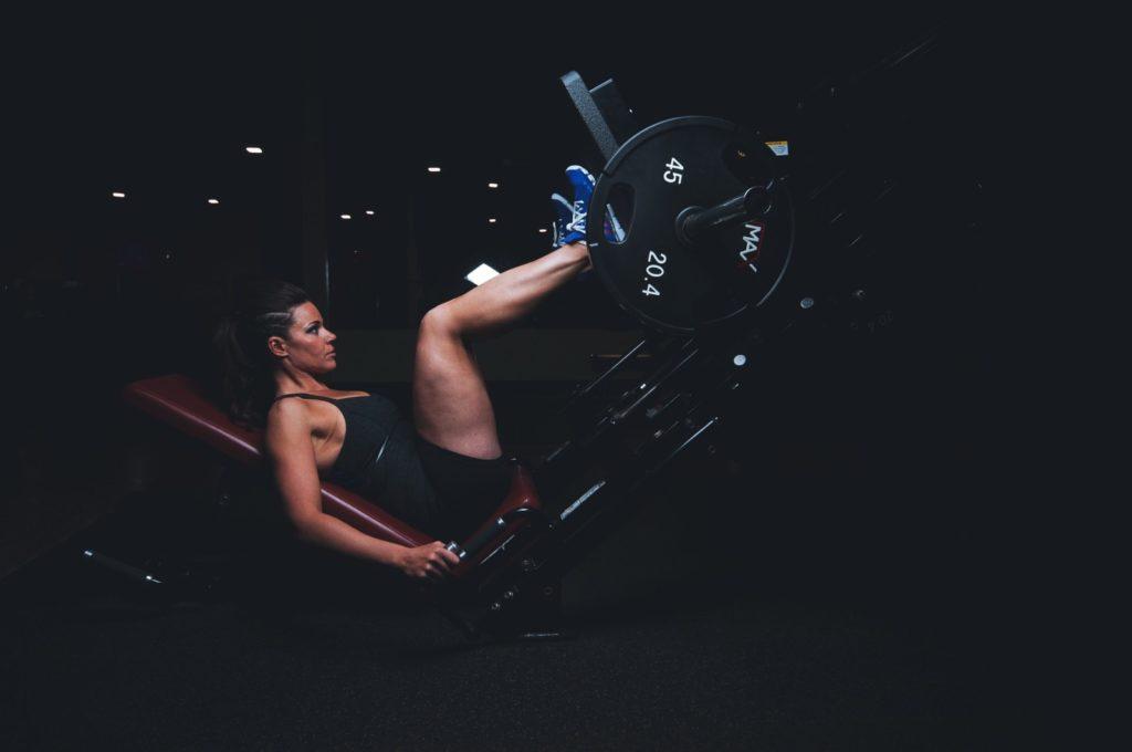ski fitness weights