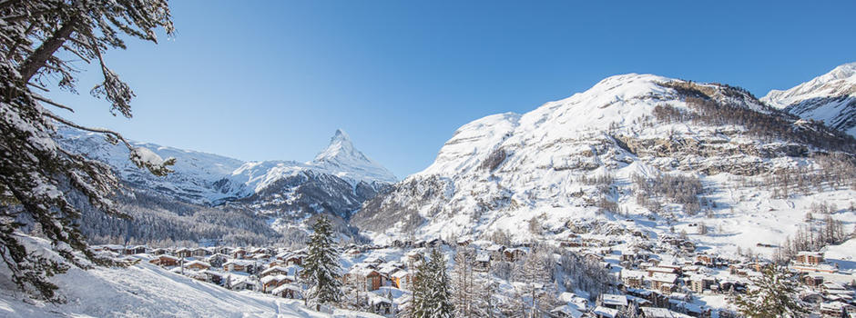 Ski instructor training Zermatt