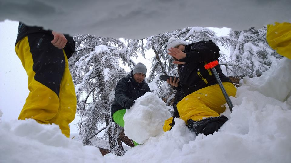Ski instructor education avalanche