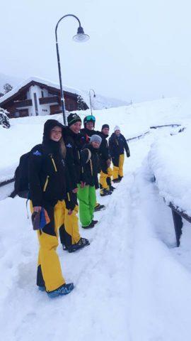 Ski instructor academy switzerland
