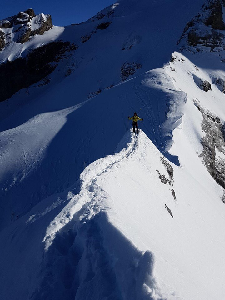Ski instructor training course, Ski instructor training Zermatt