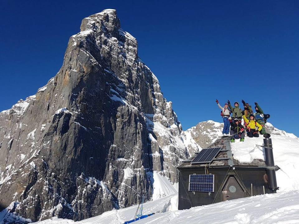 ski instructor courses diamonds training centre