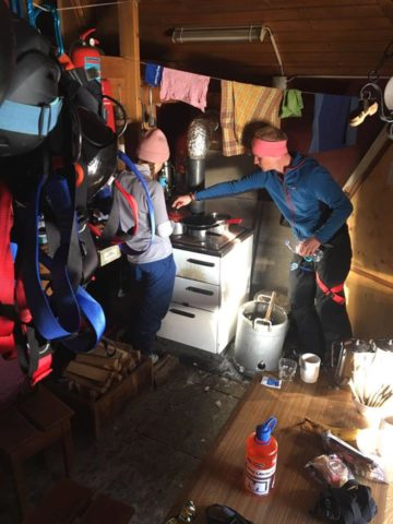 mountain safety training