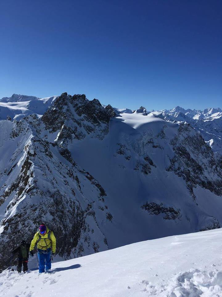 Ski gap ski instructor training Prime mountain sports