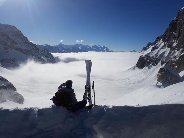 ISIA ski instructor course