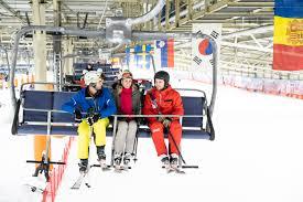 Summer ski instructor training