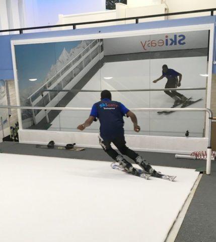 IASI Level 1 Rolling Carpet Ski Instructor Course at Ski Easy