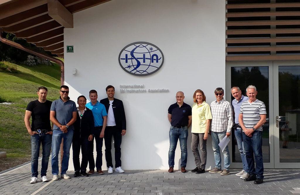 ISIA Board Members