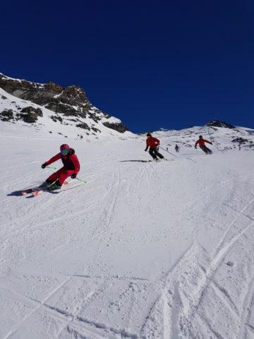Evolution ski school zermatt