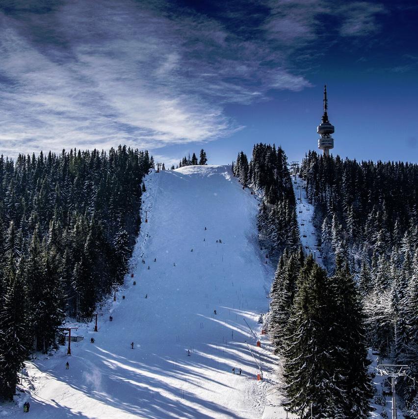 interski slope, interski 2019 bulgaria
