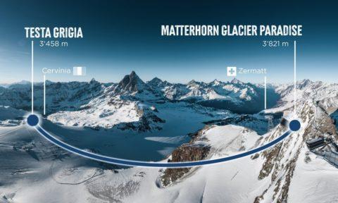 Alpine x zermatt matterhorn ski area
