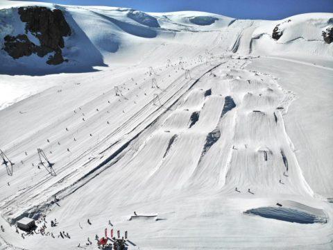 zermatt ski instructor training, ski instructor training, summer skiing zermatt, summer skiing, gap year skiing