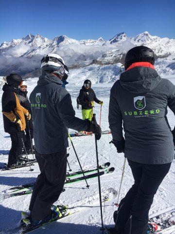 career break skiing